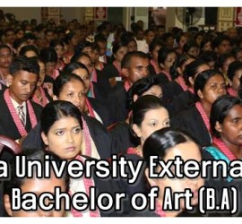 Kelaniya University External Degree