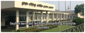 Ceylon German Technical Training Institute