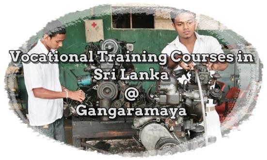 Vocational Training Courses in Sri Lanka