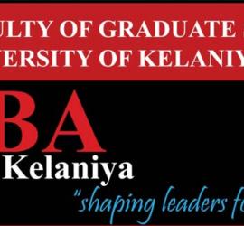 Kelaniya University MBA