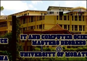 It And Computer Science Masters Degrees At University Of
