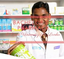 Bachelor of Pharmacy