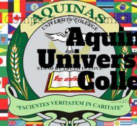 Aquinas University College
