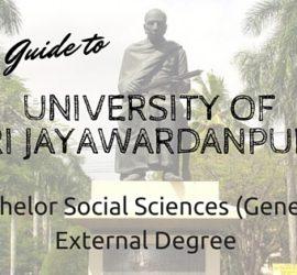 Japura External Degree