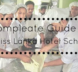 Swiss Lanka Hotel School
