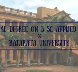 Rajarata University External Degree