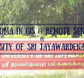 GIS Courses in Sri Lanka
