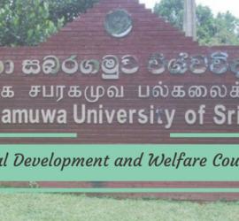 Social Development and Welfare