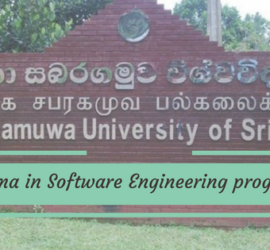 sabaragamuwa university courses