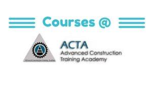 Advanced Construction Training Academy