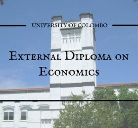 Colombo University External Courses