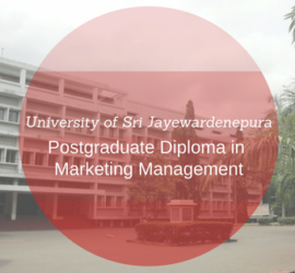 Diploma in Marketing Management