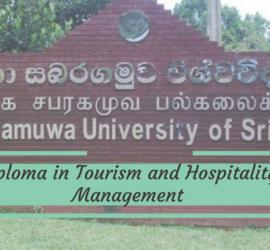 hotel courses in sri lanka