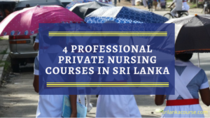 Nursing Courses In Sri Lanka