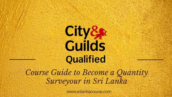 City & Guilds QS