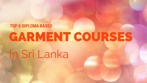 Garment Courses in Sri lanka