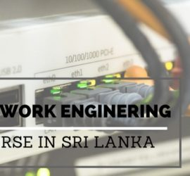 Network engineering courses in Sri Lanka
