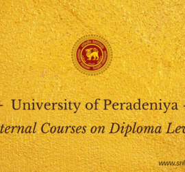 Peradeniya University External Courses