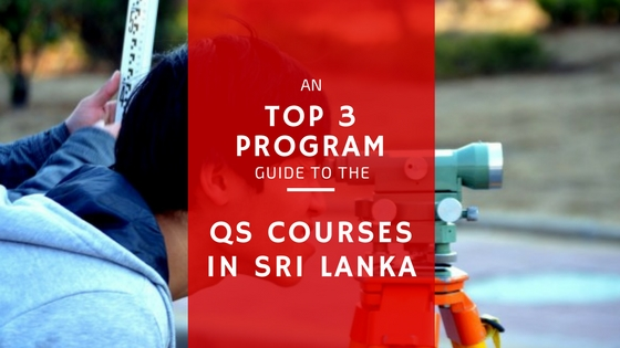 Part Time QS Courses in Sri Lanka